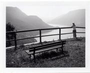 Panorama Madonna del Soldo, Palanzo, Como