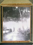 Marina di Pietrasanta in polaroid Type 55 exp. 1999