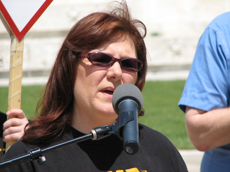 Monica Woodman tells of progress in Cleveland for Capital Homesteading.