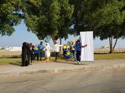 Preparing for a procession -CPS. Oman