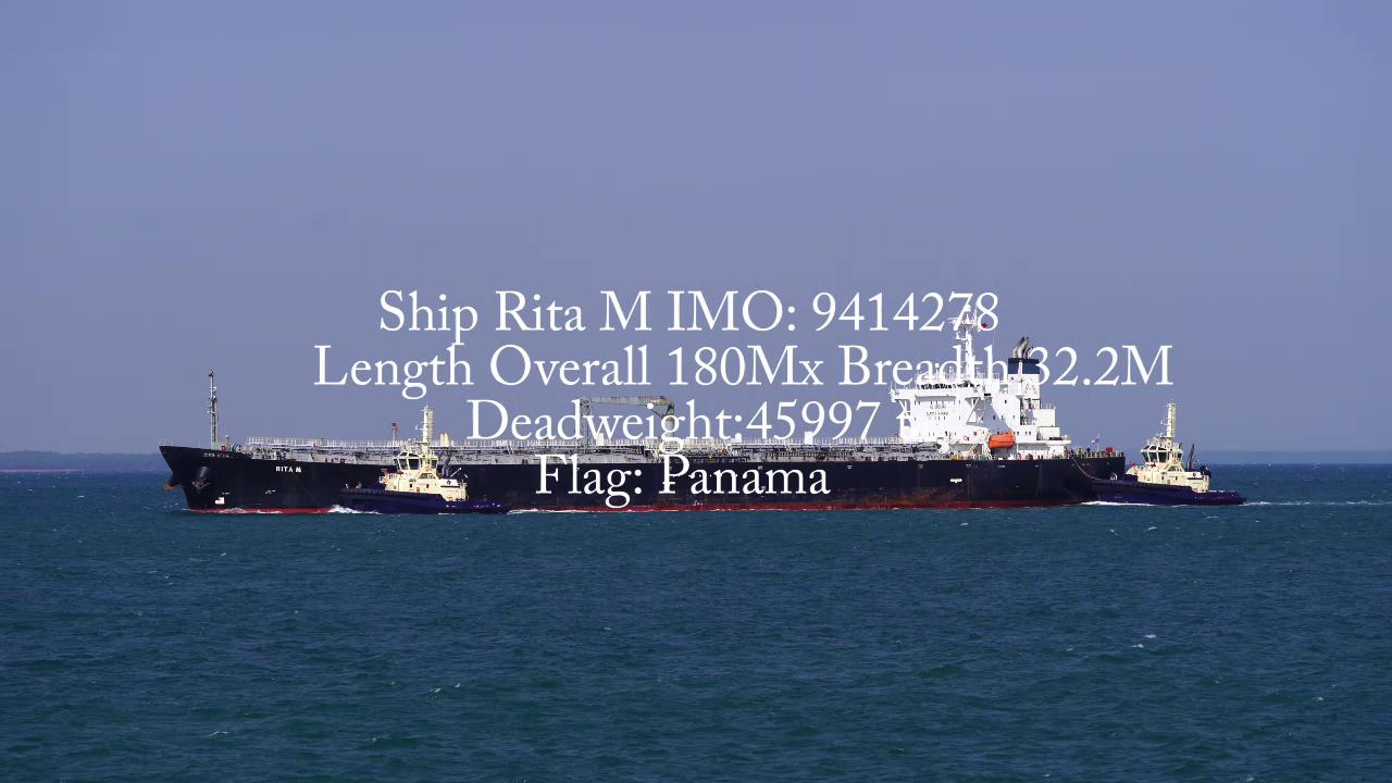 Rita M IMO 9414278