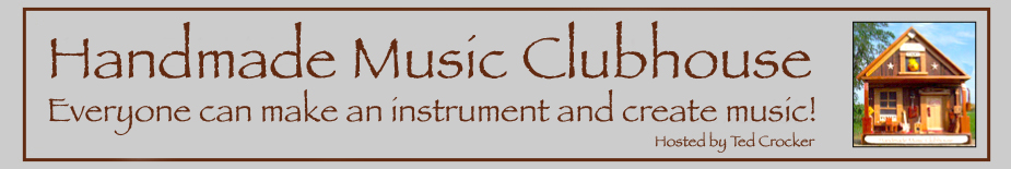 Handmade Music Clubhouse