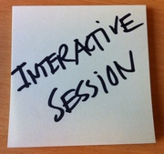 2014 / Design Backwards to Move Forward: Creating Interactive Technology Learning Strategies