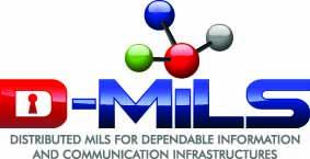 D-MILS Project Website