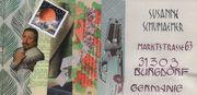 sent to Susanne  Schumacher (Germanie )