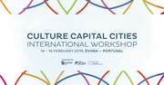 WORKSHOP: Évora organiza evento internacional sobre Capitais Europeias da Cultura
