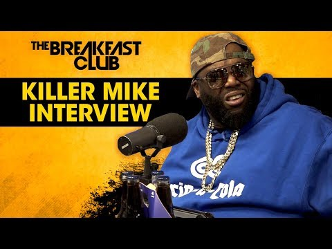 Killer Mike & DJ Envy Have A Heated Exchange About Public vs. Private School