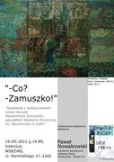 """-Co? -Zamuszko!"""