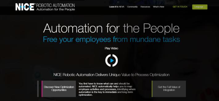 Top Robotic Process Automation Technologies - Credit Union
