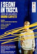Bruno Capatti  I SEGNI IN TASCA  notebook, fogli e segni quotidiani