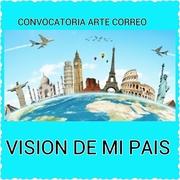 """II CONVOCATORIA INTERNACIONAL DE ARTE CORREO DE LA GALERIA DE ARTE GETAFE Tema: """"LA VISIÓN DE MI PAIS"""""""