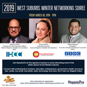 2019 West Suburbs Winter Networking Soiree